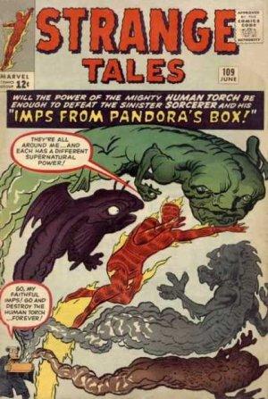 Strange Tales # 109