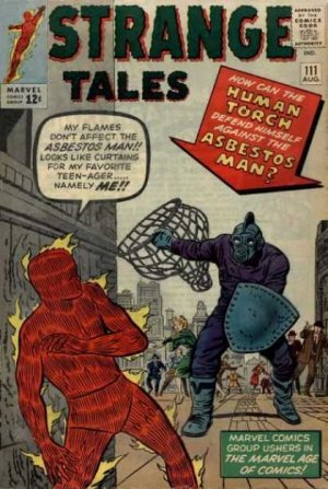 Strange Tales # 111 Issues V1 (1951 - 1968)