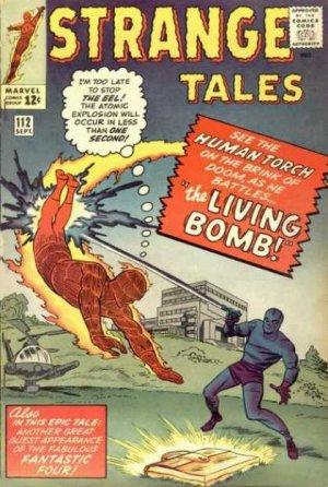 Strange Tales # 112