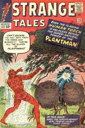 Strange Tales # 113