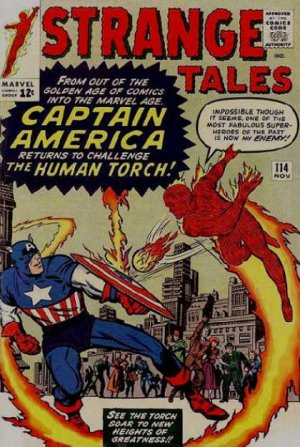 Strange Tales # 114 Issues V1 (1951 - 1968)