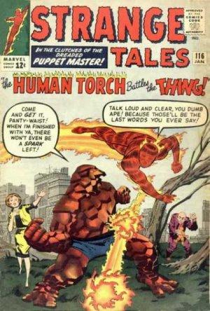 Strange Tales # 116