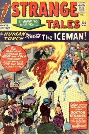 Strange Tales # 120