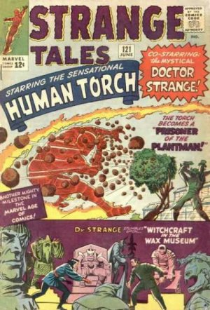 Strange Tales # 121
