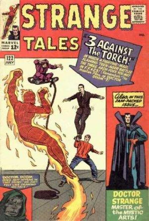 Strange Tales # 122