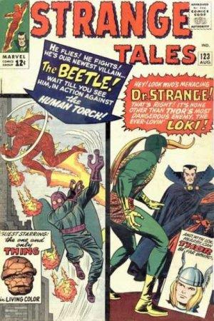 Strange Tales # 123