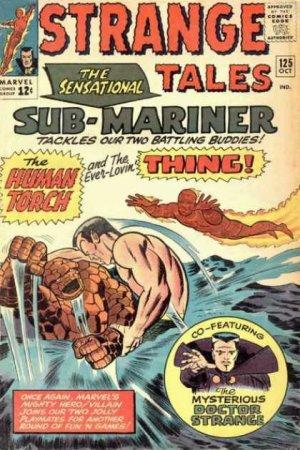 Strange Tales # 125