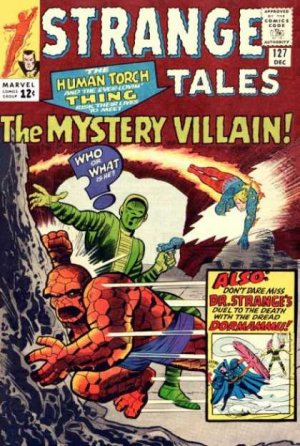 Strange Tales # 127 Issues V1 (1951 - 1968)