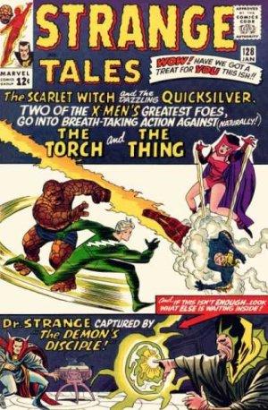 Strange Tales # 128