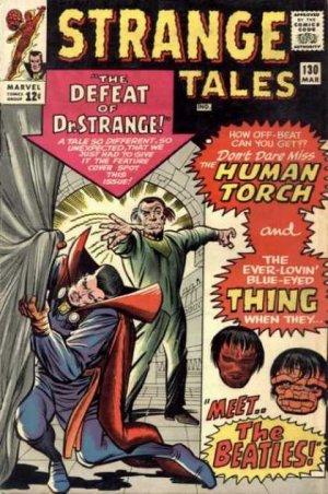 Strange Tales # 130