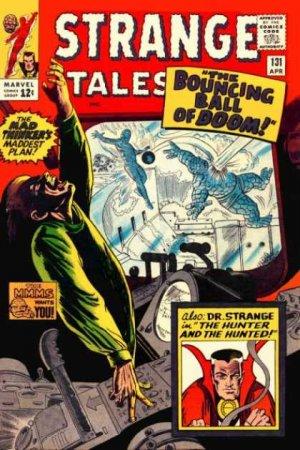 Strange Tales # 131
