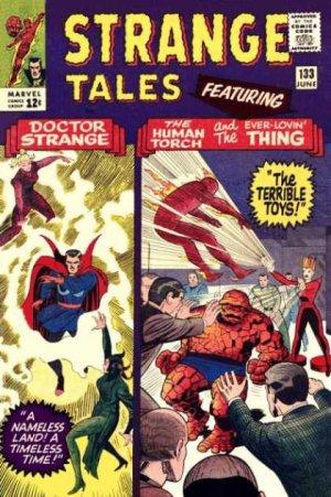 Strange Tales # 133
