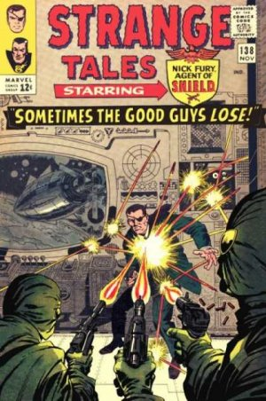 Strange Tales # 138 Issues V1 (1951 - 1968)
