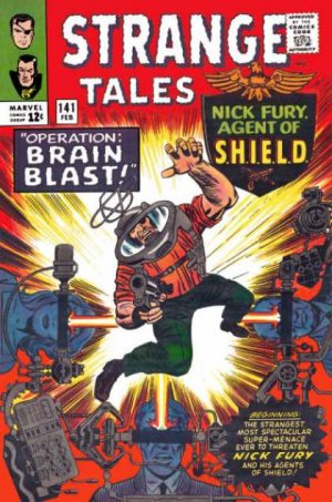 Strange Tales # 141 Issues V1 (1951 - 1968)