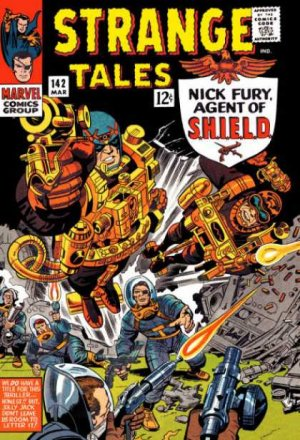 Strange Tales # 142 Issues V1 (1951 - 1968)