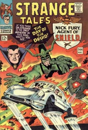 Strange Tales # 144 Issues V1 (1951 - 1968)