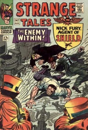 Strange Tales # 147 Issues V1 (1951 - 1968)