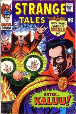 Strange Tales # 148 Issues V1 (1951 - 1968)