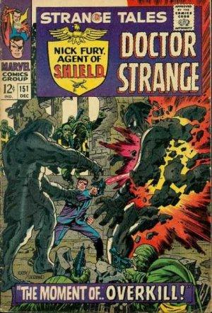 Strange Tales # 151