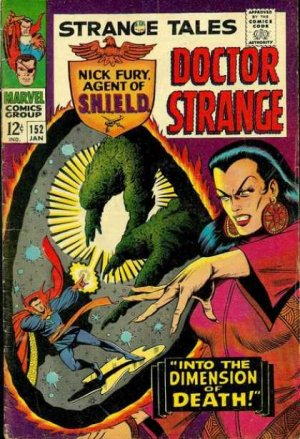 Strange Tales # 152 Issues V1 (1951 - 1968)