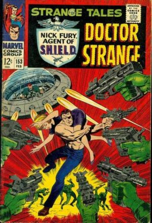 Strange Tales # 153 Issues V1 (1951 - 1968)