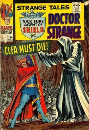 Strange Tales # 154 Issues V1 (1951 - 1968)