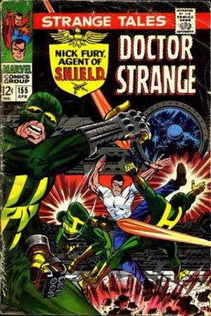 Strange Tales # 155