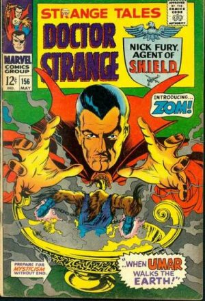 Strange Tales # 156