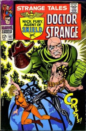 Strange Tales # 157 Issues V1 (1951 - 1968)