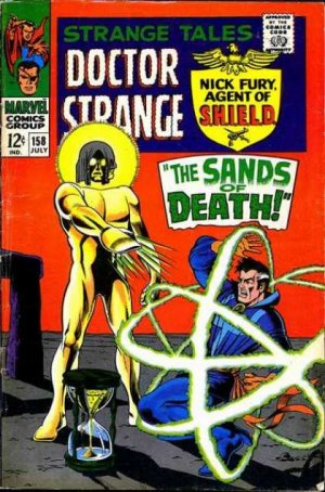 Strange Tales # 158 Issues V1 (1951 - 1968)