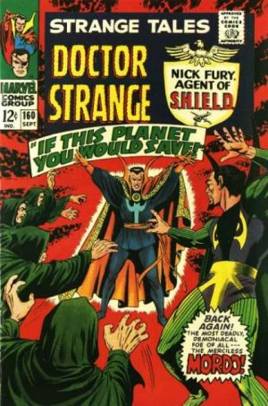 Strange Tales # 160 Issues V1 (1951 - 1968)