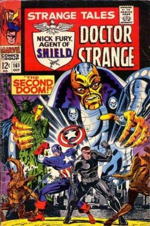 Strange Tales # 161