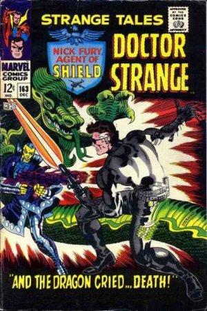Strange Tales # 163 Issues V1 (1951 - 1968)