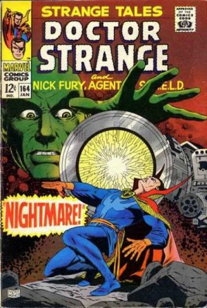Strange Tales # 164 Issues V1 (1951 - 1968)