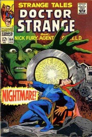 Strange Tales # 164