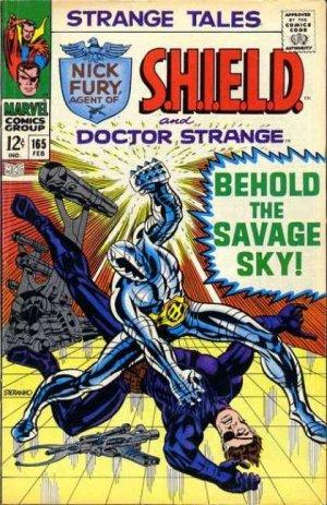 Strange Tales # 165