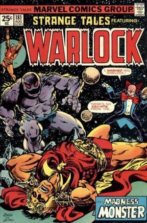 Strange Tales # 181 Issues V1 Suite (1973 - 1978)