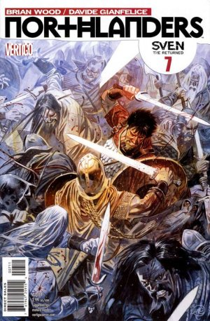Northlanders # 7 Issues (2008 - 2012)