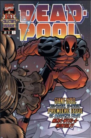 Deadpool # 1 Issues V2 (1997 - 2002)