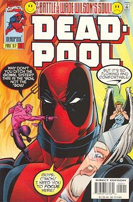 Deadpool # 5 Issues V2 (1997 - 2002)