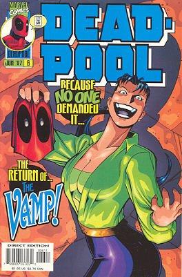 Deadpool # 6 Issues V2 (1997 - 2002)
