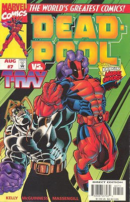 Deadpool # 7 Issues V2 (1997 - 2002)