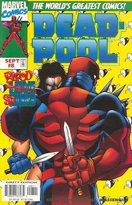 Deadpool # 8 Issues V2 (1997 - 2002)