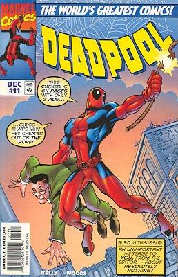 Deadpool # 11 Issues V2 (1997 - 2002)