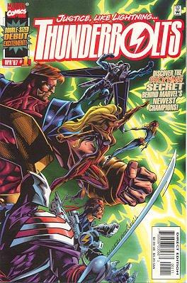 Thunderbolts # 1 Issues V1 (1997 - 2003)
