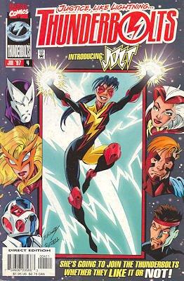 Thunderbolts # 4 Issues V1 (1997 - 2003)