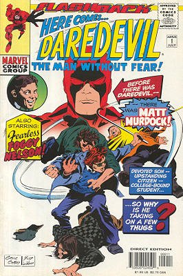 Daredevil édition Issues V1 (1964 - 1998)