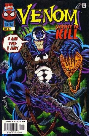 Venom - Licence to Kill édition Issues