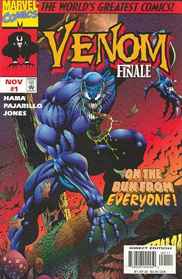 Venom - Finale édition Issues