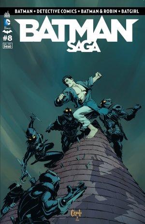 Batman - Detective Comics # 8 Kiosque mensuel (2012 - 2016)